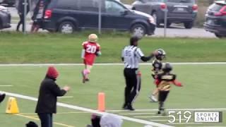 OFL Atom - Hamilton Jr. Ticats vs Cambridge Lions