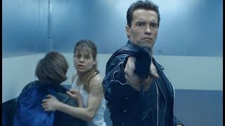 Terminator 2 3D – New clip official 6/6