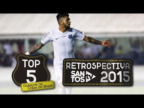 TOP 5 – Golaços na Copa do Brasil (Retrospectiva 2015)