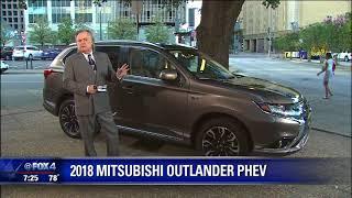 Ed Wallace: Mitsubishi Outlander PHEV