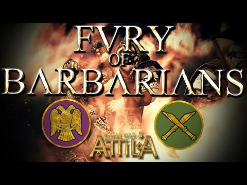 G4 Iraklis vs Armenian King - Eastern Roman Empire vs Saxons - Fury of Barbarians