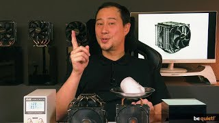 Can a CPU cooler stop ice from melting?