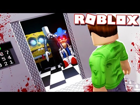 THE SCARIEST ELEVATOR IN ROBLOX!