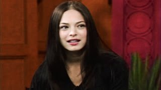 ●Kristin Kreuk On Tom Welling's Kisses
