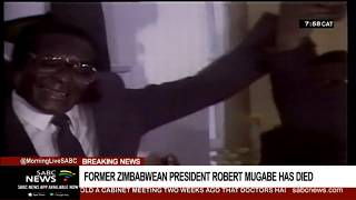 Mugabe dies at 95, a brief history of his life and times