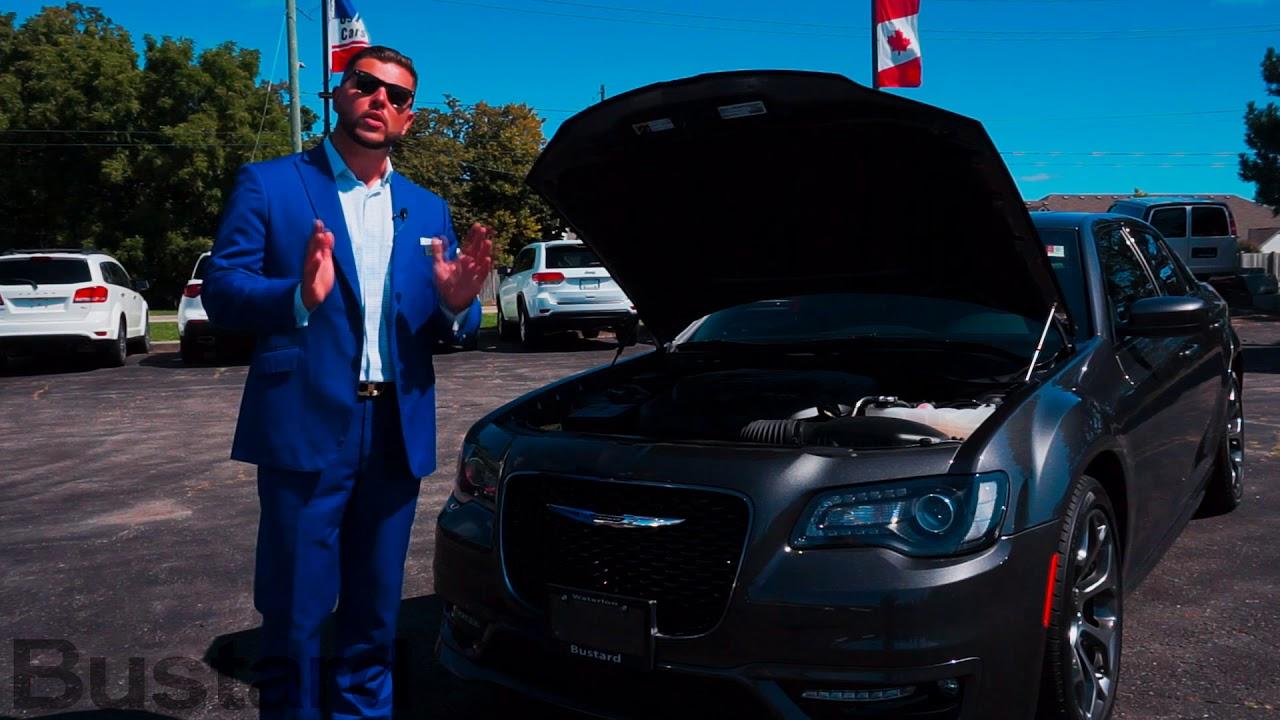 Bustard Chrysler Waterloo >> 2017 Chrysler 300 Review At Bustard Chrysler Waterloo Youtube
