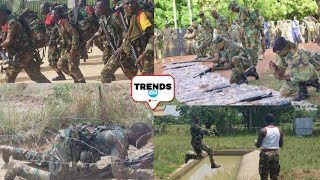 GHANA ARMED FORCES SOUTHERN COMMAND HOLDS 2019 SH00TING COMPETITION EXERCISE Ex Kulumshiri