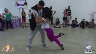 Baila Mundo - Bruno Galhardo e Karina Leal (Encontro das Estrelas 2017)