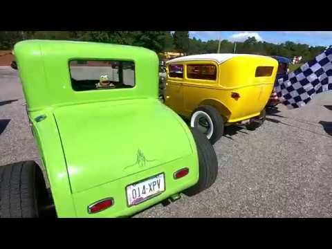 North East  Motorsports Museum Car Show  8-24-2019