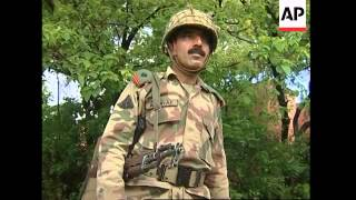 Pakistani commando killed ADDS soldiers at mosque