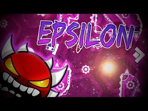 Geometry Dash | Epsilon (Insane/Extreme Demon Verification) by Team Proxima