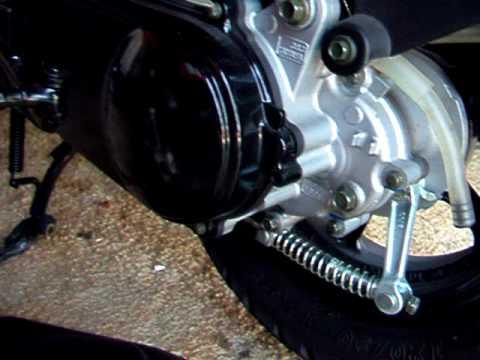 Yamaha C3 drive oil change - c3riders