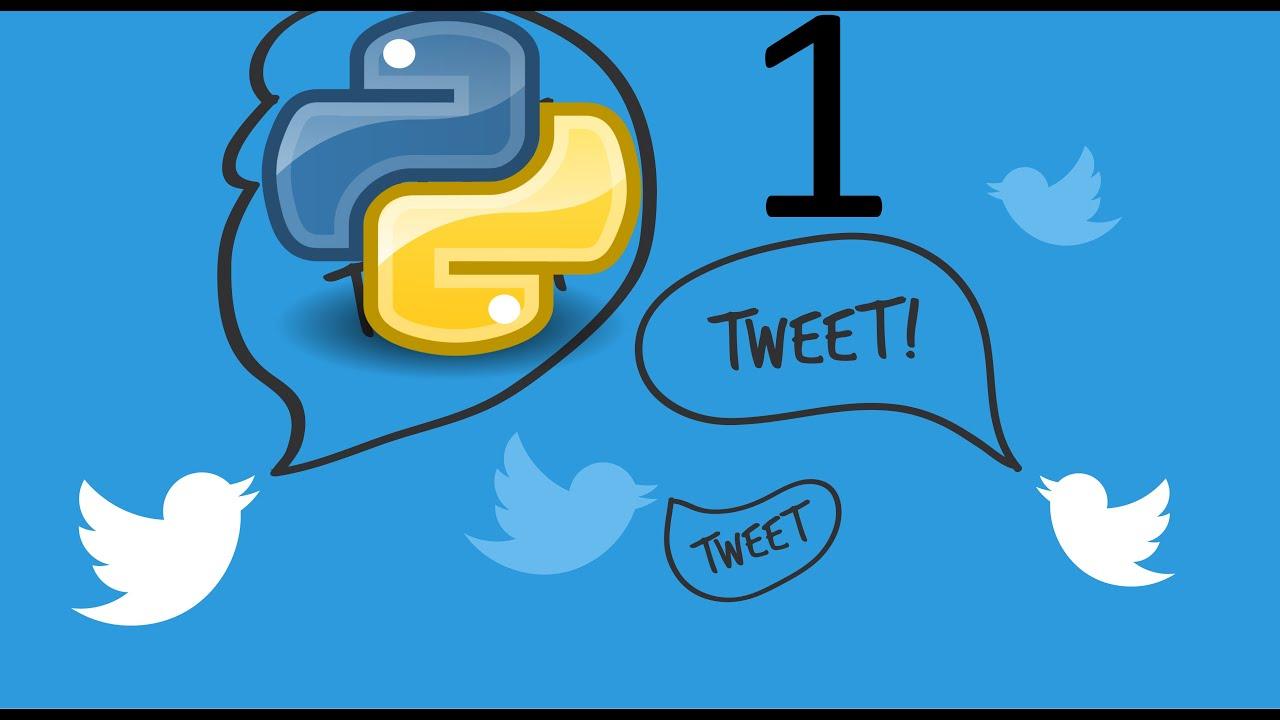 Making a twitter bot tutorial using tweepy python youtube baditri Images