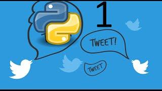Making a twitter bot tutorial (using tweepy, python)
