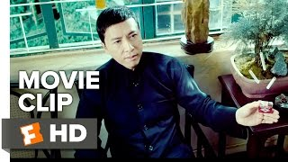Ip Man 3 Movie CLIP - Smoking (2016) - Donnie Yen, Jin Zhang Movie HD