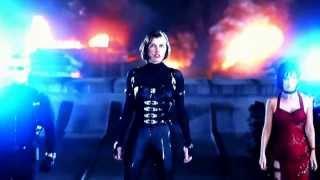Resident Evil retribution ending