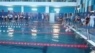 Плавание. Открытое первенство г Воронеж 20-21 мая