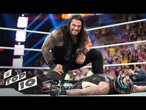 Best Survivor Series sole survivors  WWE Top 10, Nov. 18, 2017