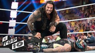 Best Survivor Series sole survivors - WWE Top 10, Nov. 18, 2017 thumbnail