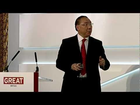 Healthcare & Life Sciences - Professor Peng Tee Khaw, Moorfields Eye Hospital