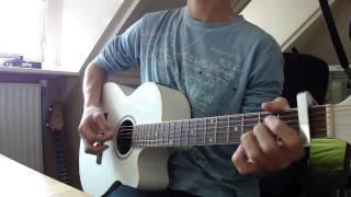 Anne Soldaat - Pillow Talk guitar cover