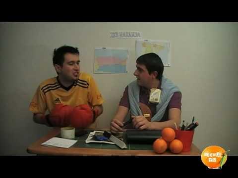 Naranja Tv, episodio piloto, Aula de castigo