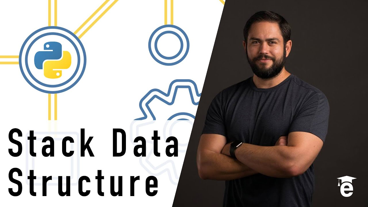 Code Implementation of the Stack Data Structure in Python