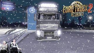 3500 онлайн в Euro Truck Simulator 2! Запись стрима