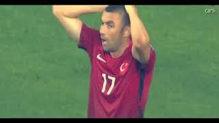 Türkiye vs Hırvatistan 1 0 Geniş Maç Özeti  5 Eylül 2017