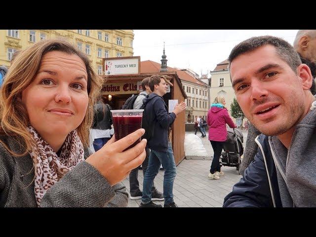 Brünn: Märchenstunde mit Steffi・Vlog #88 ・Tschechien