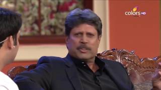Comedy Nights With Kapil -  Kapil Dev - 18th May 2014 - Full Episode (HD)