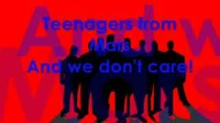 the misfits - teenagers from mars