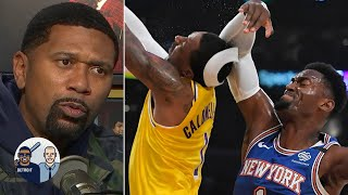 Jalen Rose says Bobby Portis crossed the line like he did with Kobe in the Finals | Jalen & Jacoby