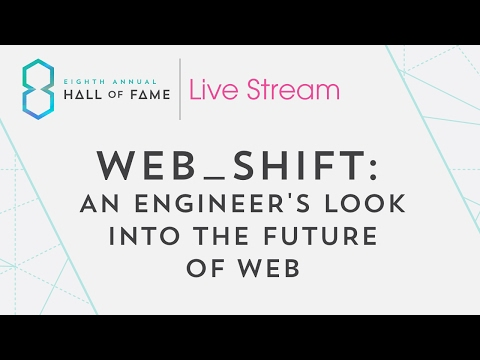 web _shift: An Engineer's Look into the Future of Web