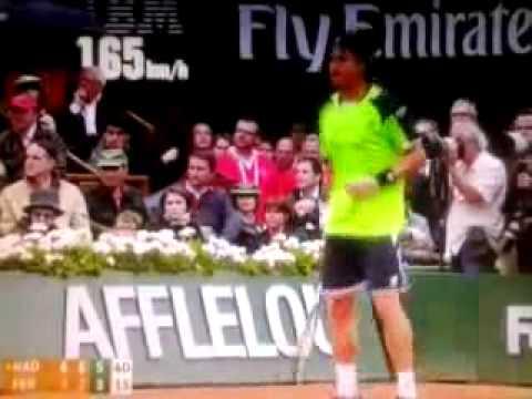 Rafael Nadal vs David Ferrer Final French Open Roland Garros 2013 Nadal Wins Men's Singles