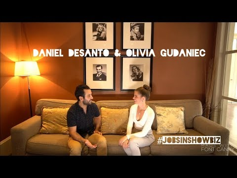 JOBS IN BIZ Hosted By Olivia **DANIEL DE SANTO**