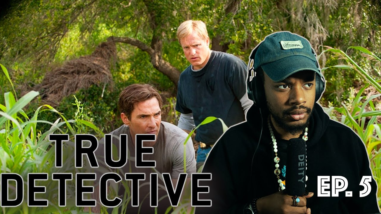 FILMMAKER REACTS to TRUE DETECTIVE Season 1 Episode 5: The Secret Fate of All Life