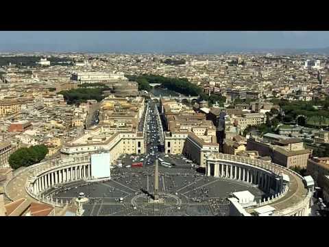 Let's go geocaching : Orange (France) to Roma (Italia)