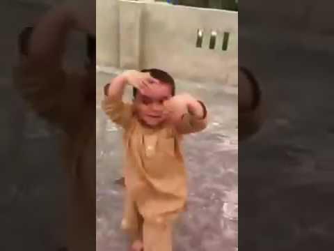 Funny dance clip on  DJ Bravo Champion ...