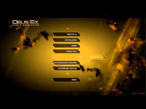 Deus Ex HR SSAO Comparison - GTX 460