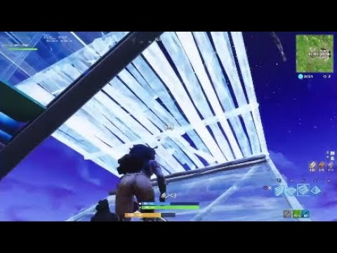 """Console players cant aim and build fast"" lol watch this..."