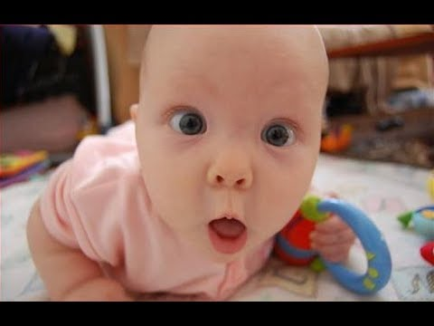 Top 10 Funny Baby Videos of ALL Time | Try not to Laugh Challenge |