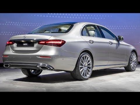2021 Mercedes E-Class - interior Exterior and Drive (Beautiful Sedan)