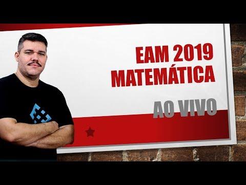 AO VIVO - EAM 2019 - GABARITO COMENTADO