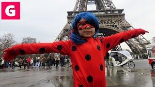 Miraculous Ladybug em Paris