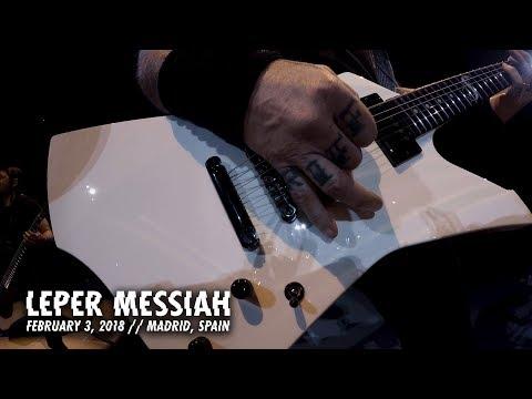 Metallica: Leper Messiah (Madrid, Spain - February 3, 2018)
