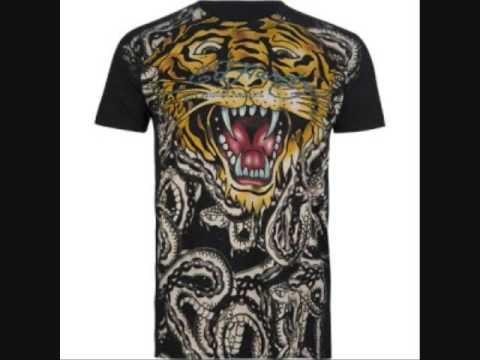 best ed hardy's t shirt