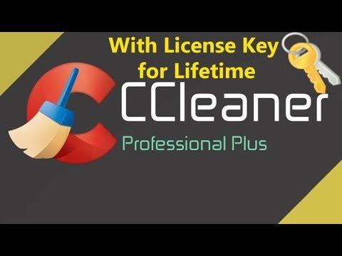 Ccleaner professional plus serial key crack 2019 100% ...