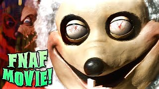 Five Nights at Freddy's MOVIE! • The Hug • Huluween Film Fest Short Film REACTION