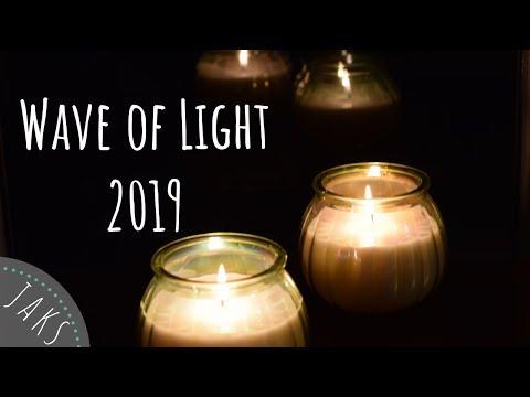 Wave of Light | Pregnancy & Infant Loss Awareness Month | JAKS Journey [CC]